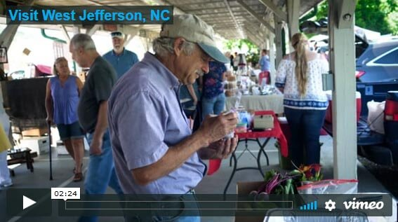 Visit West Jefferson Video