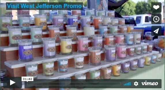 Visit West Jefferson Promo Video